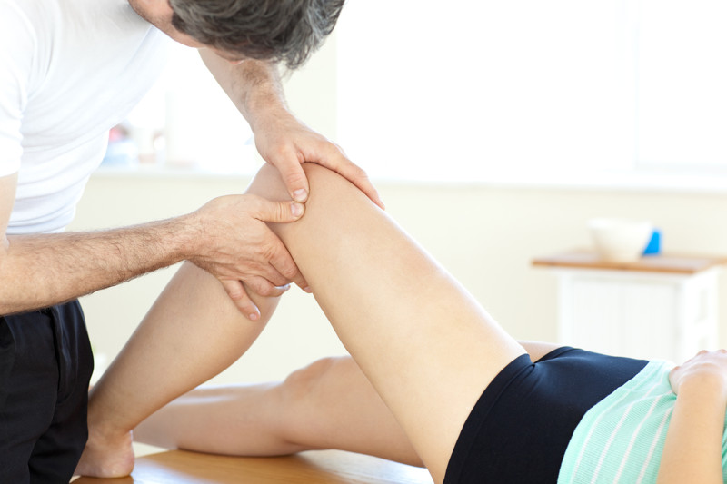 Sportmassage en medisch fitness
